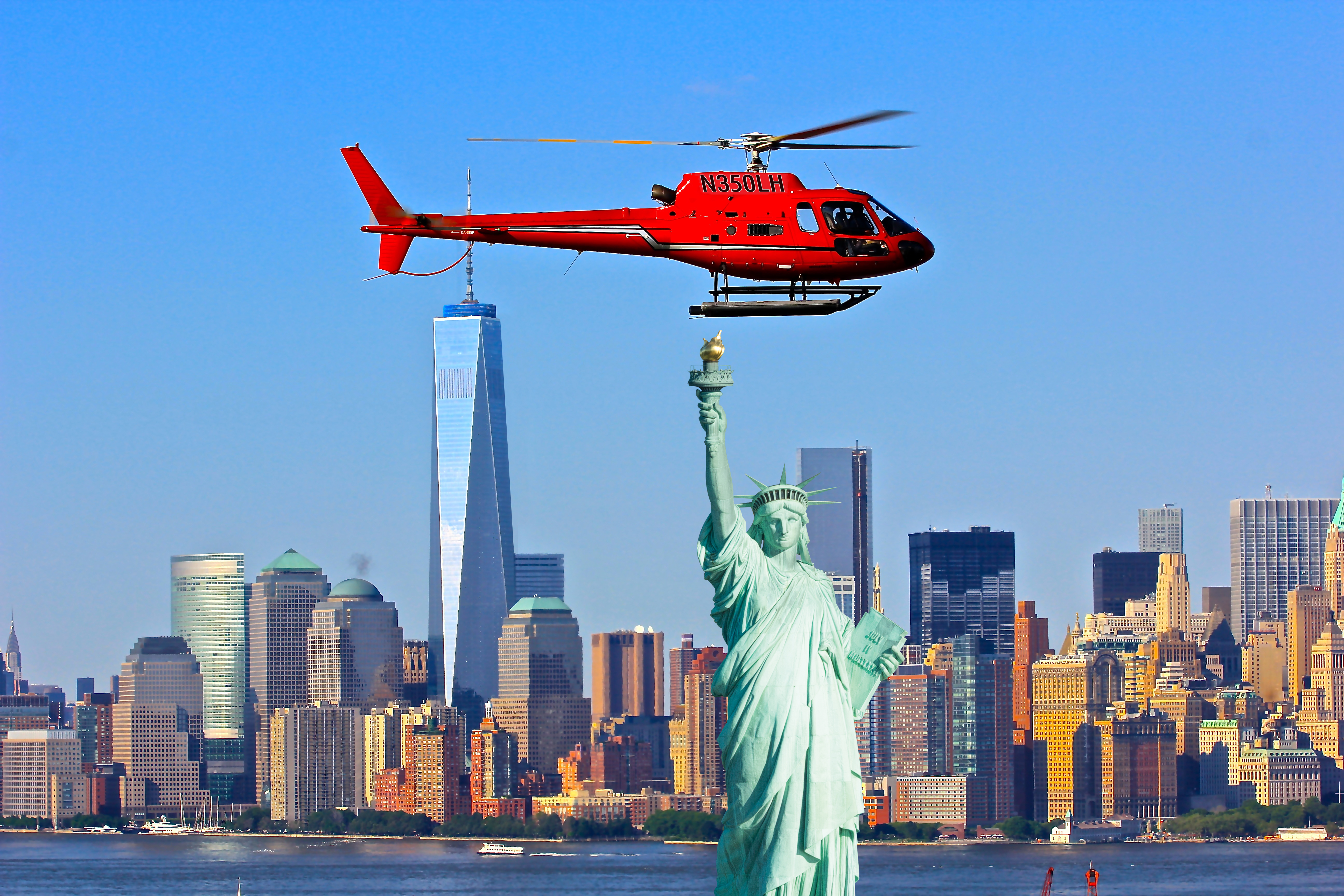 Liberty Helicopter Tours