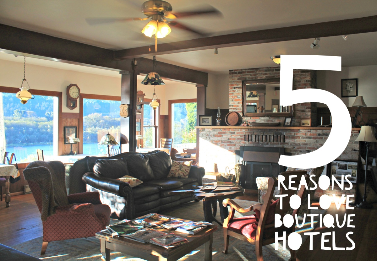 5 reasons to love boutique hotels for I boutique hotel